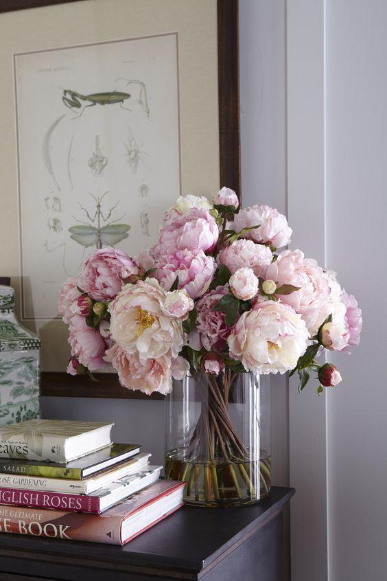 8 un tocco di rosa in casa