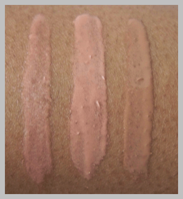 mac naked space dupes MAC Naturally Collection Swatches