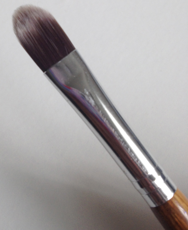 everyday minerals double ended foundation and concealer brush end 2 Everyday Minerals Brushes