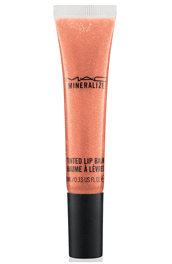 ApräsChicMineralizeTintedLipBalm SlightlyNude 72 Introducing MAC Après Chic Collection