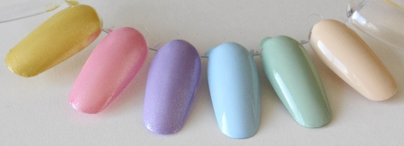 zoya lovely collection swatches Zoya Lovely Collection Info & Swatches