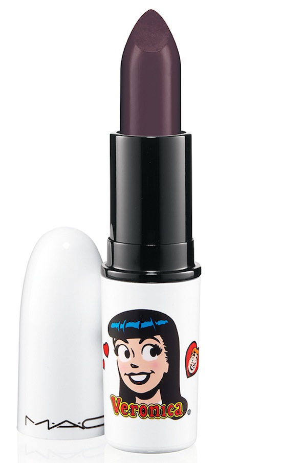 ArchiesGirls Lipstick BoyfriendStealer 72 Introducing MAC Archie Girls Collection