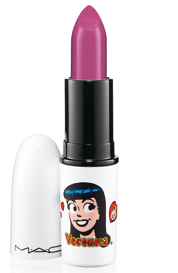 ArchiesGirls Lipstick DaddysLittleGirl 72 Introducing MAC Archie Girls Collection