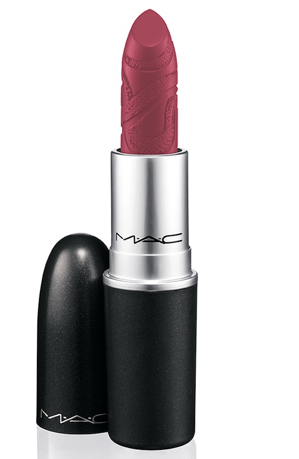 YearoftheSnake Lipstick Plumful 72 Introducing MAC Year Of The Snake Collection