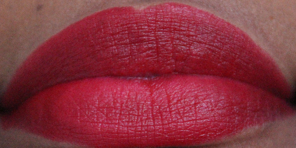 mac absolute power lip swatch MAC Strength Lipstick Swatches