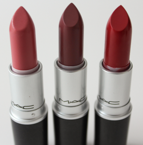 mac apres chic lipsticks MAC Apres Chic Swatches