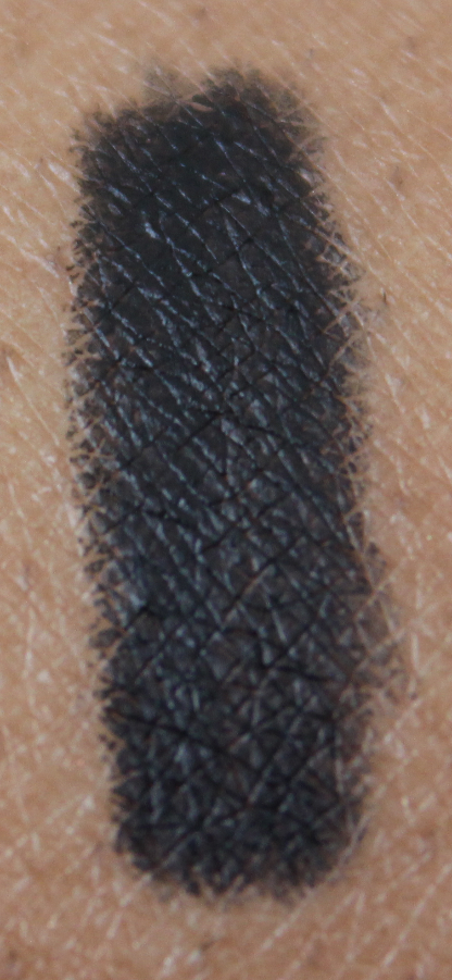 mac black ice swatch MAC Apres Chic Swatches