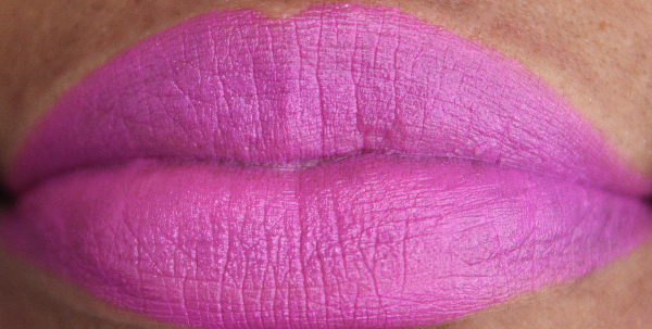 mac night blooming lip swatch MAC Taste Temptations Swatches
