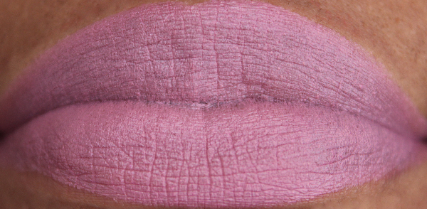 mac nocturnal instincts lip swatch MAC Taste Temptations Swatches
