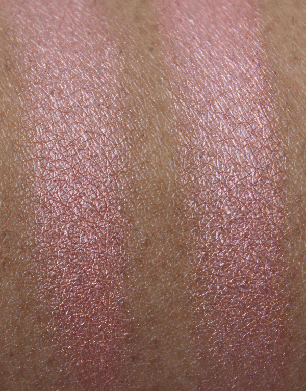 mac stereo rose swatch MAC Apres Chic Swatches