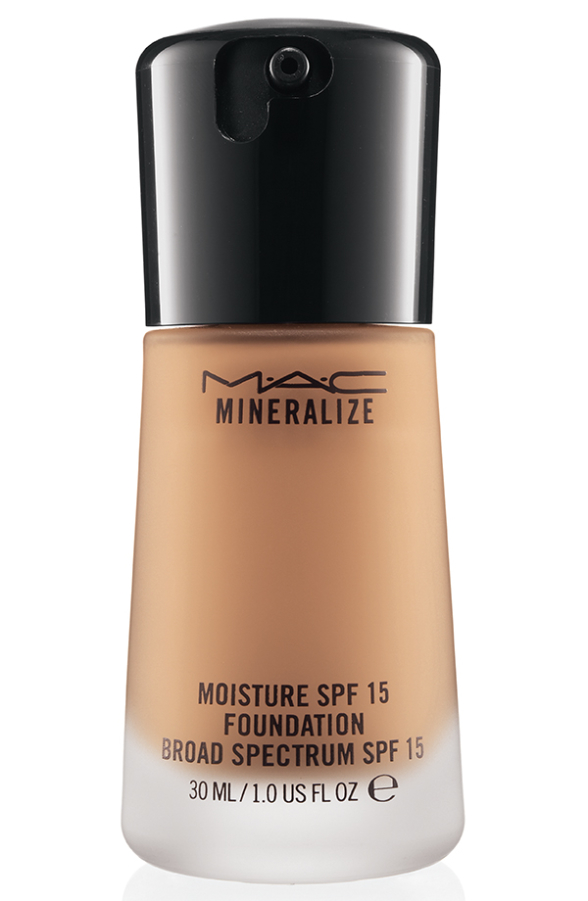 MineralizeMoistureSPF15Foundation MineralizeMoistureSPF15Foundation NC40 72 Introducing MAC Mineralize Moisture SPF 15 Foundation