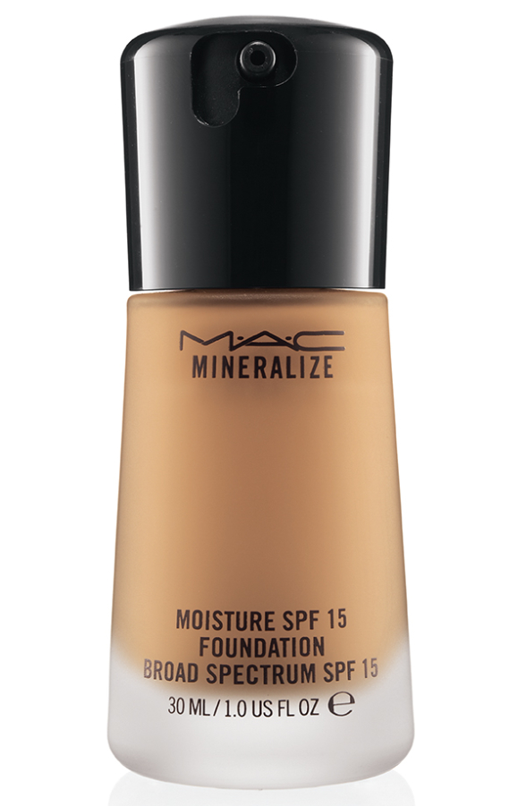 MineralizeMoistureSPF15Foundation MineralizeMoistureSPF15Foundation NC42 72 Introducing MAC Mineralize Moisture SPF 15 Foundation