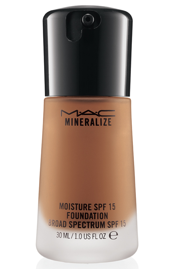 MineralizeMoistureSPF15Foundation MineralizeMoistureSPF15Foundation NC45 72 Introducing MAC Mineralize Moisture SPF 15 Foundation