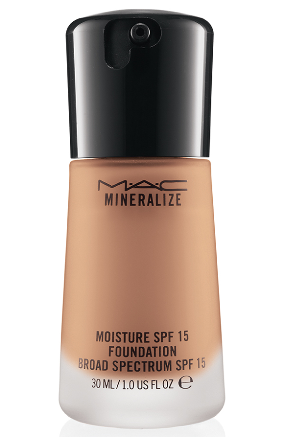 MineralizeMoistureSPF15Foundation MineralizeMoistureSPF15Foundation NW25 72 Introducing MAC Mineralize Moisture SPF 15 Foundation