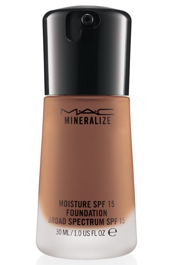 MineralizeMoistureSPF15Foundation MineralizeMoistureSPF15Foundation NW45 72 Introducing MAC Mineralize Moisture SPF 15 Foundation