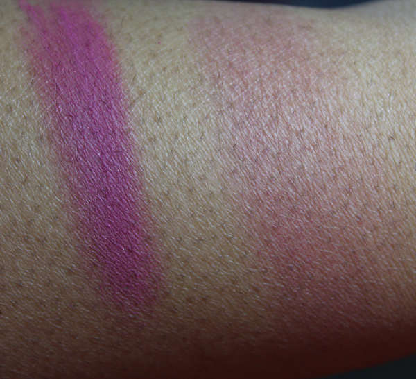 mac passionately tempted swatch MAC Taste Temptations Swatches