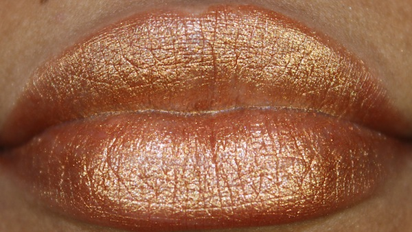 milani 36 doro lip swatch New Milani Color Statement Natural and Brown Lipsticks