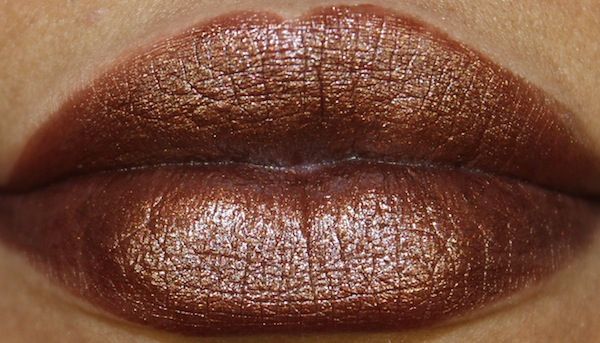 milani 38 double espresso lip swatch New Milani Color Statement Natural and Brown Lipsticks