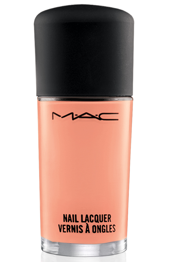 AllAboutOrange NailLacquer SweetPop 72 Introducing MAC All About Orange Collection
