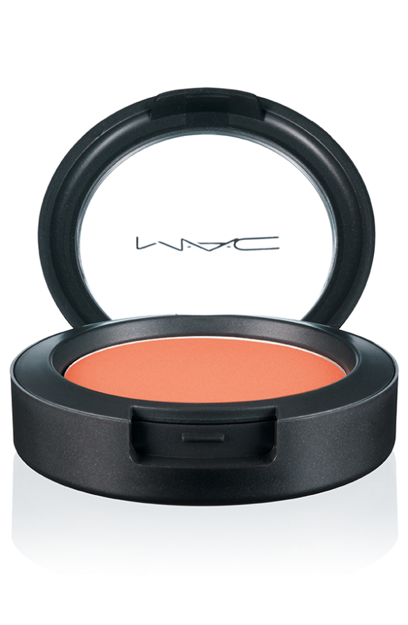 AllAboutOrange PowderBlush ImmortalFlower 72 Introducing MAC All About Orange Collection