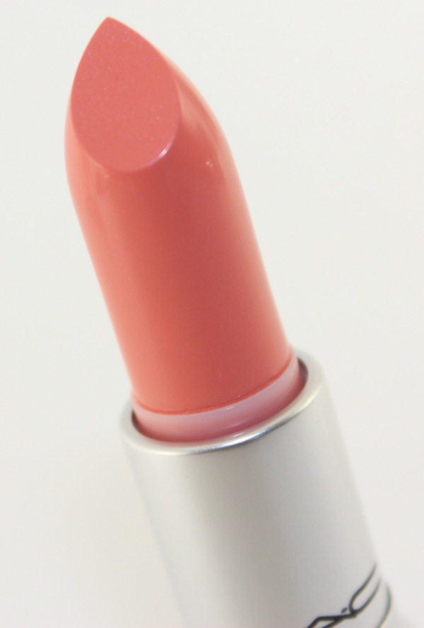MAC Sweet and Sour Lipstick MAC All About Orange Swatches