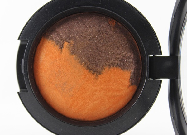 mac exotic ember MAC Tropical Taboo Swatches