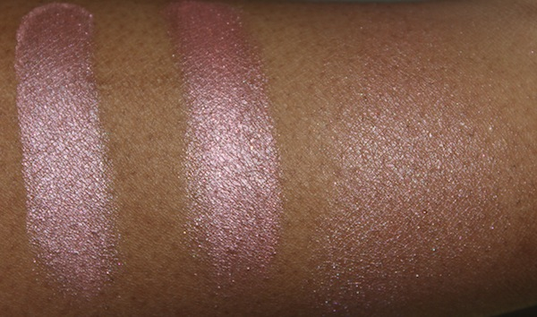 mac lust swatch MAC Tropical Taboo Swatches