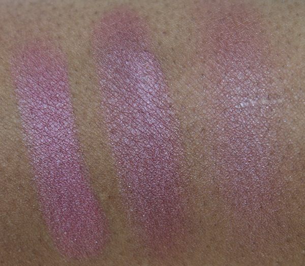 mac sweet samba swatch MAC Tropical Taboo Swatches