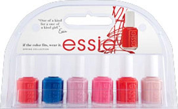 Essie Spring 6-Pack