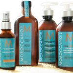 Treating Dry & Damaged Hair Using Moroccanoil