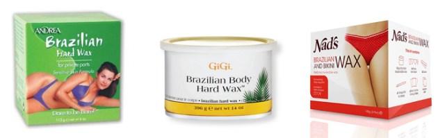 at home brazilian wax kits