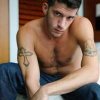 Ty Roderick, un pur mâle macho