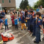 Tualatin Valley Fire & Rescue: TVF&R Hosts Scout Day for Girls and Boys