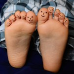 Not Just For Seniors: Happy Feet Are Healthy Feet!