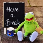 Food for Thought: Give Yourself A Break!