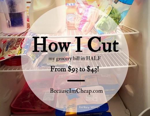How I Cut