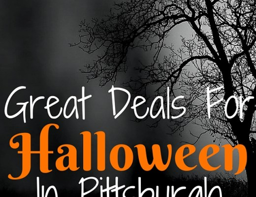 Great Deals For Halloween In Pittsburgh | BecauseImCheap.com