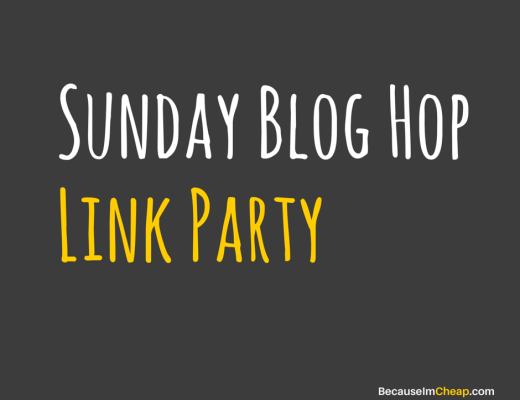 sunday blog hop link party 3