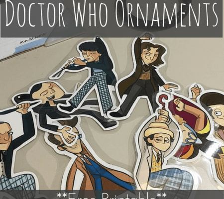 Doctor Who Ornaments