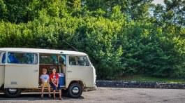 Road Trip estival avec Happy le Combi | BeCombi