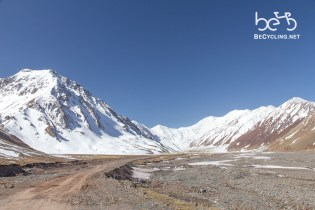 Kyrgyz mountains