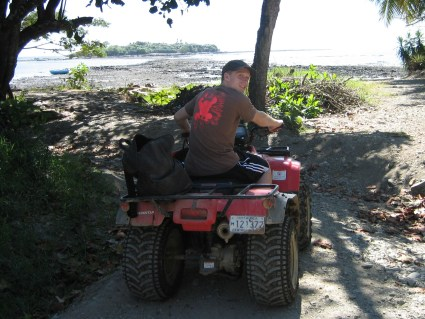 ATV Advanger