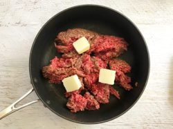 Small Of Beef And Butter Fast