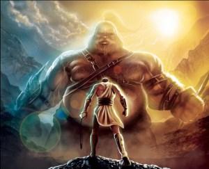 David vs Golith
