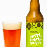R&B Brewing Co. - Chef Series Nettle, Mint & Ginger California Common