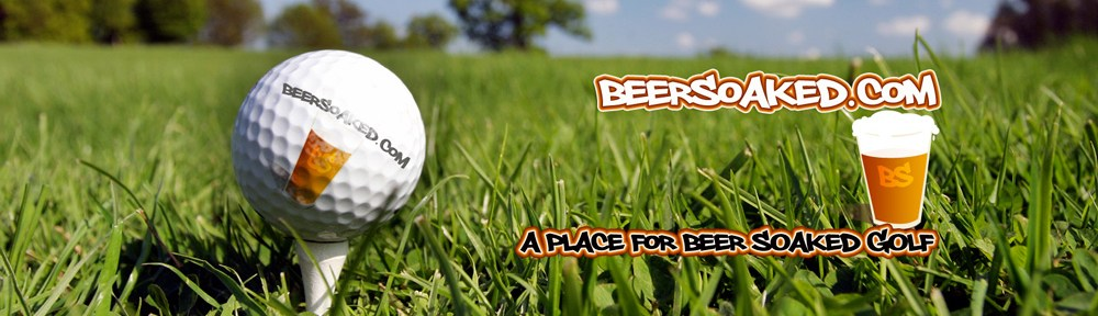 beer soaked golf