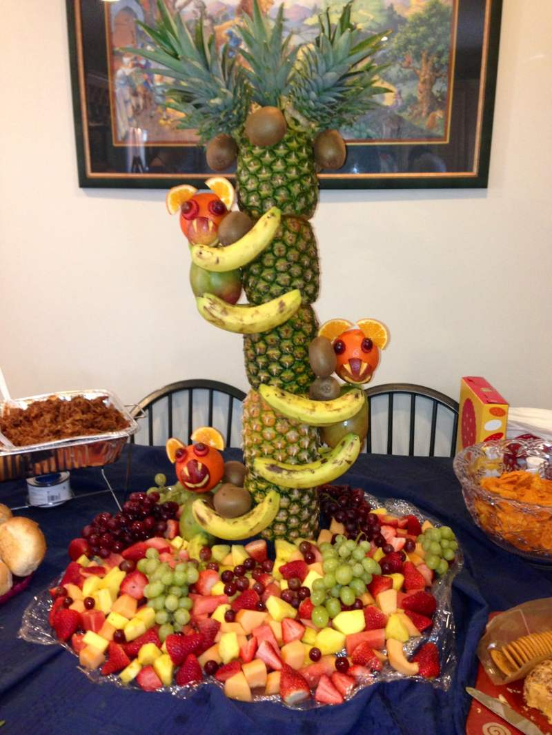Large Of Jungle Theme Baby Shower