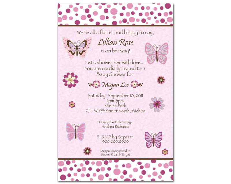 Large Of Baby Shower Invite Wording