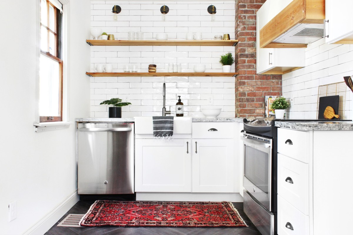 Chesterfield Cottage Reveal: Part 3 {Kitchen}