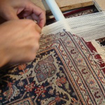 rug reweaving - rug repair